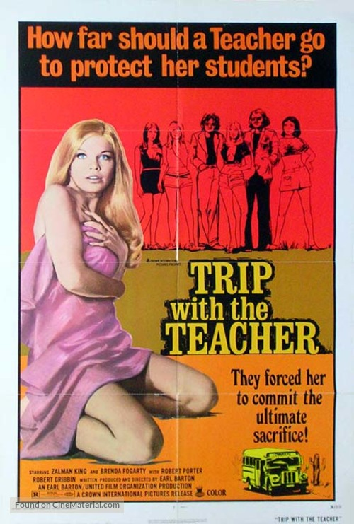 Trip with the Teacher - Movie Poster