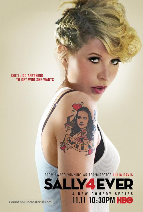 """Sally4Ever"" - Movie Poster"