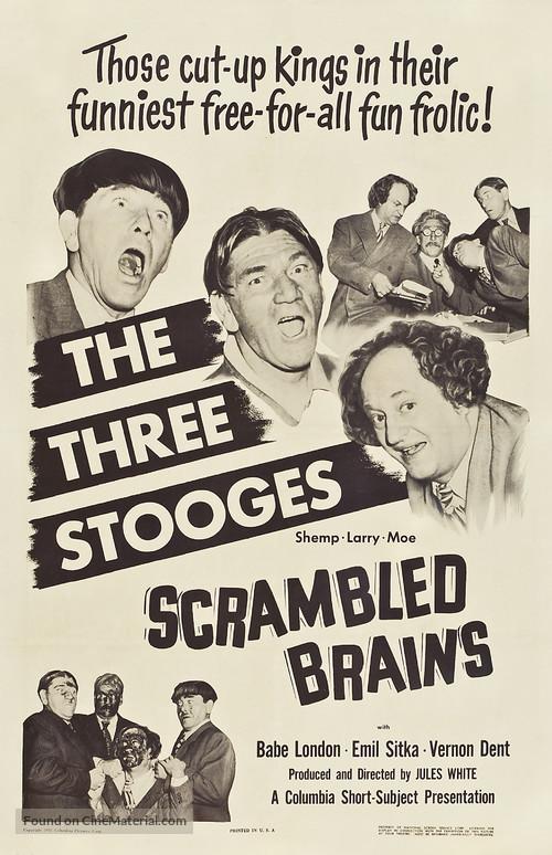 Scrambled Brains - Movie Poster