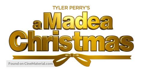 A Madea Christmas - Logo