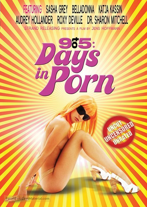 9 to 5: Days in Porn - DVD movie cover