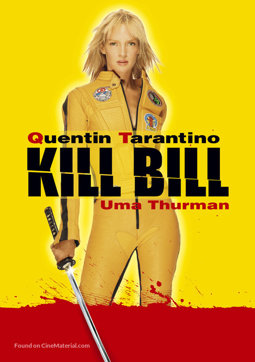 Kill Bill: Vol. 1 - Movie Poster