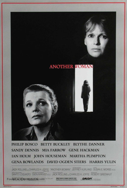 Another Woman - Movie Poster