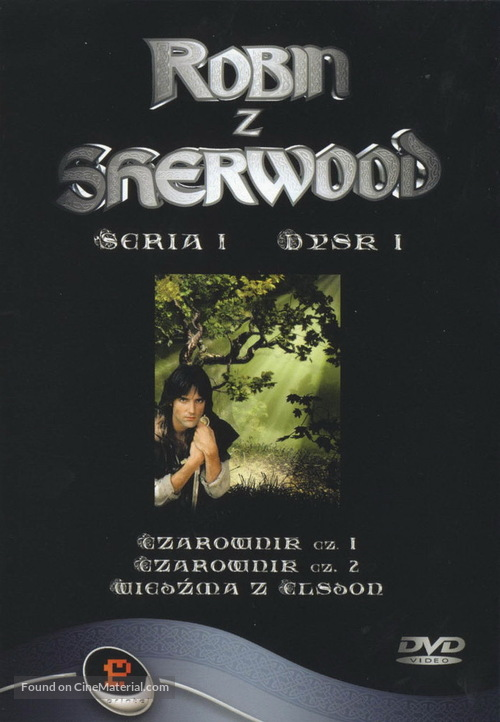 """Robin of Sherwood"" - Polish Movie Cover"