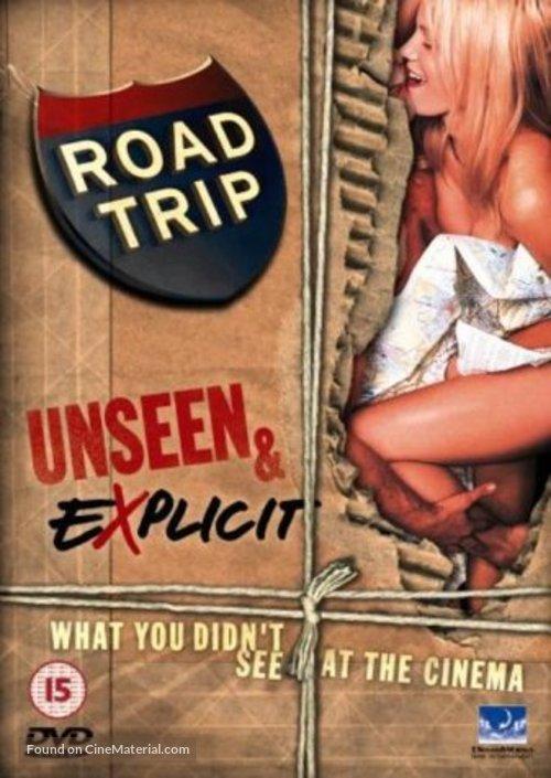 Road Trip - British DVD movie cover