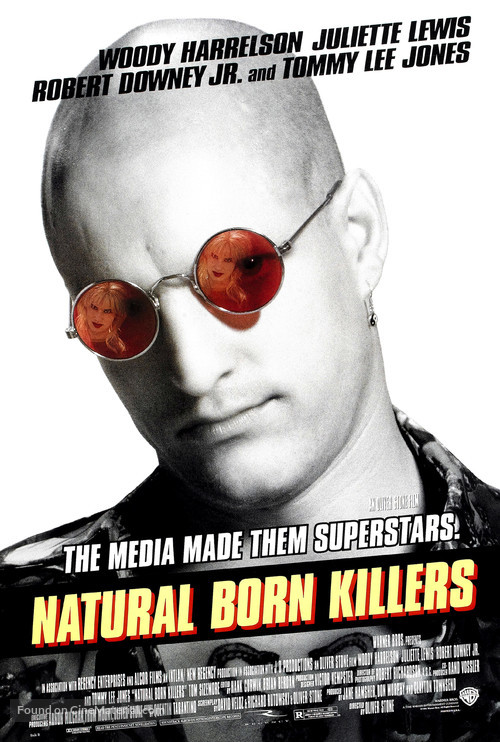Natural Born Killers - Movie Poster