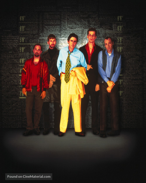 The Usual Suspects - Key art