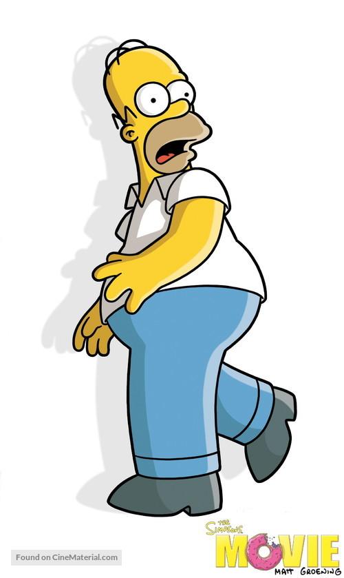 The Simpsons Movie 2007 Movie Poster