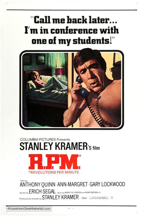 R.P.M. - Movie Poster