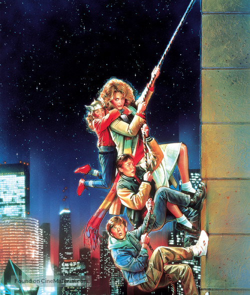 Adventures in Babysitting - Key art