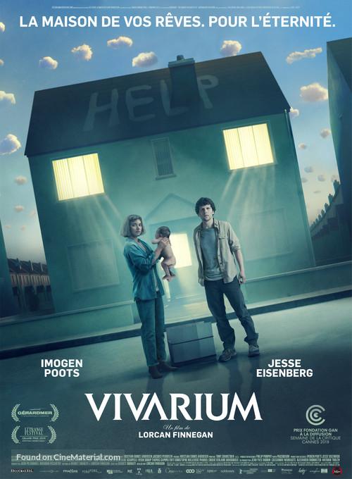 Vivarium - French Movie Poster