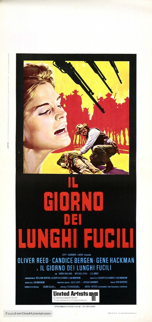 The Hunting Party - Italian Movie Poster