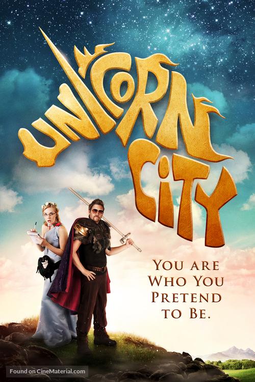 Unicorn City - DVD movie cover