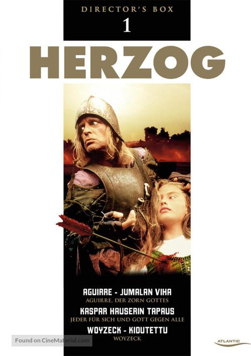 Aguirre, der Zorn Gottes - Finnish Movie Cover