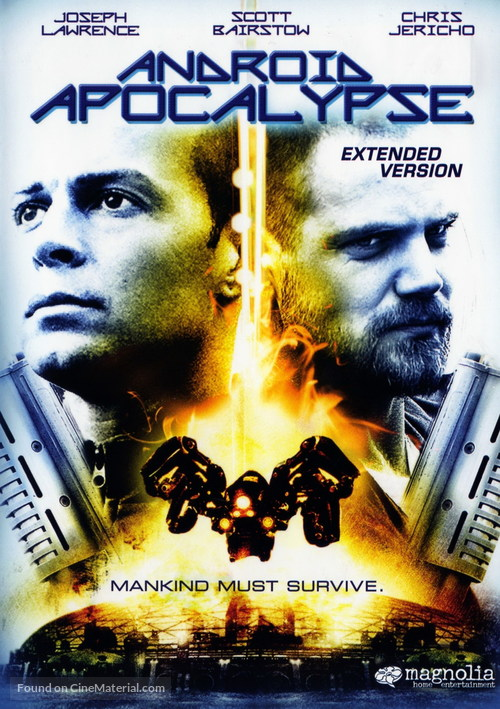 Android Apocalypse - DVD movie cover