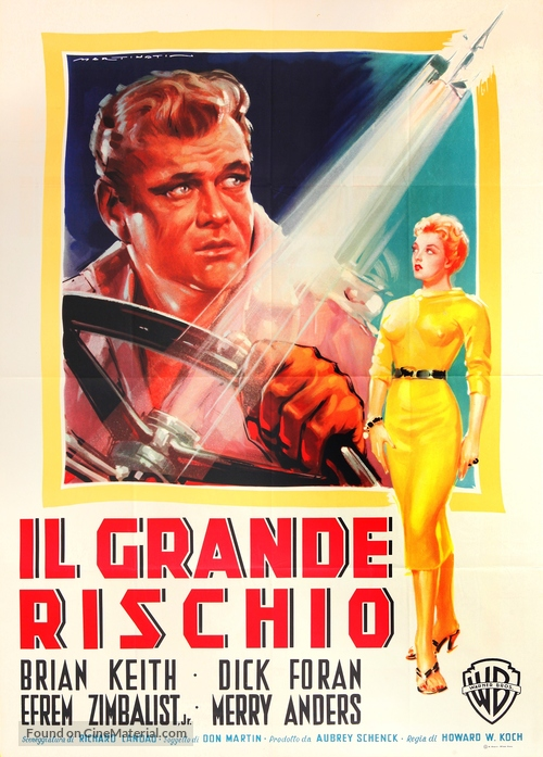 Violent Road - Italian Movie Poster