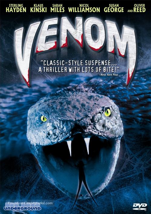 Venom - DVD cover