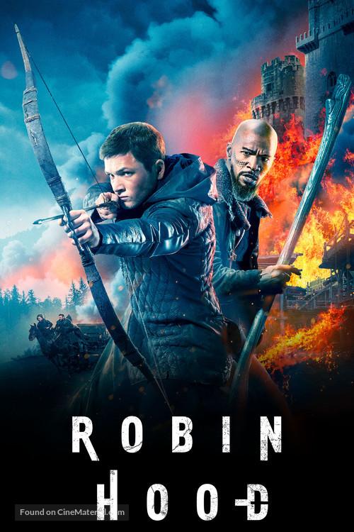 Robin Hood - British Movie Cover