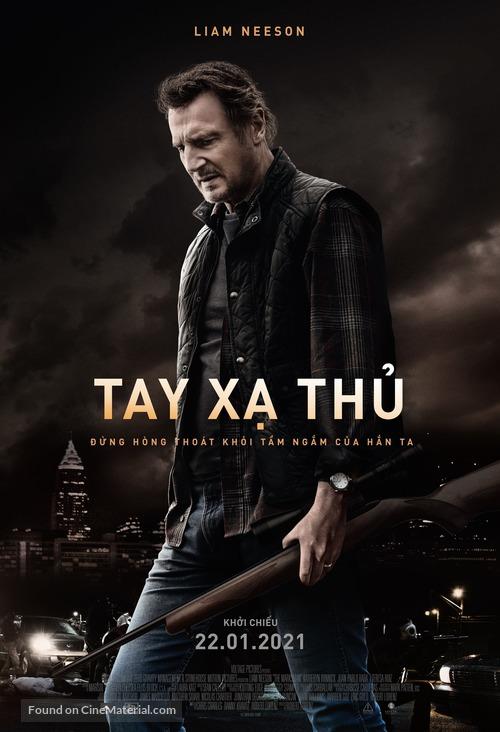 The Marksman - Vietnamese Movie Poster