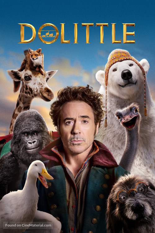 Dolittle - Movie Cover