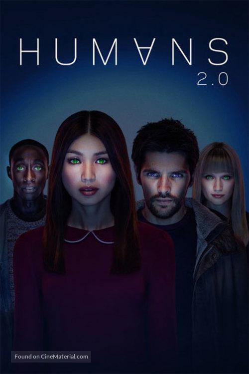 """Humans"" - British Movie Cover"