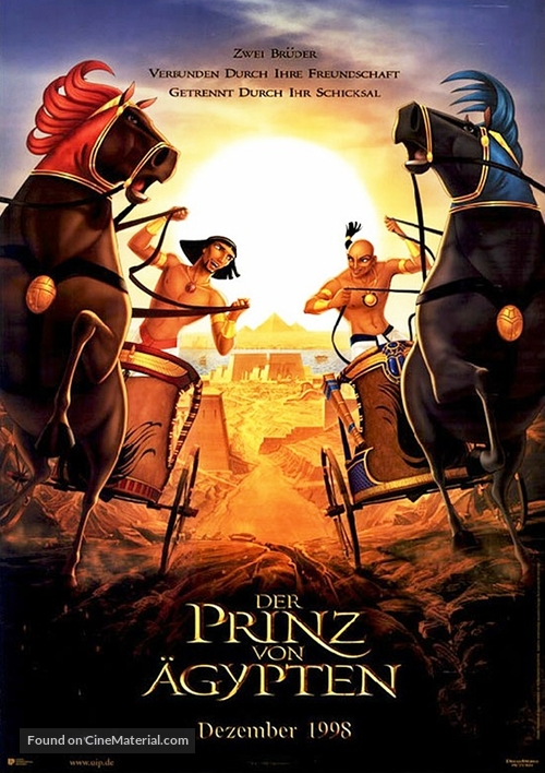 "a critical analysis on the movie the prince of egypt Brave is pixar's 13th movie (the prince of egypt) ""the fact that we have to put this much analysis into this movie is really a symptom of the."