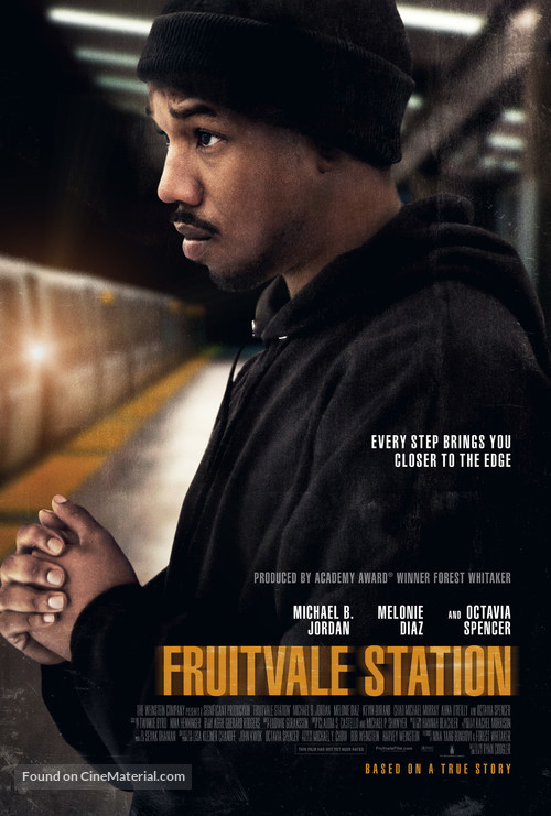 Fruitvale Station - Movie Poster