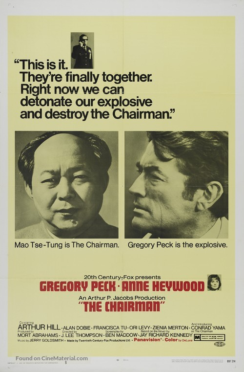 The Chairman - Movie Poster
