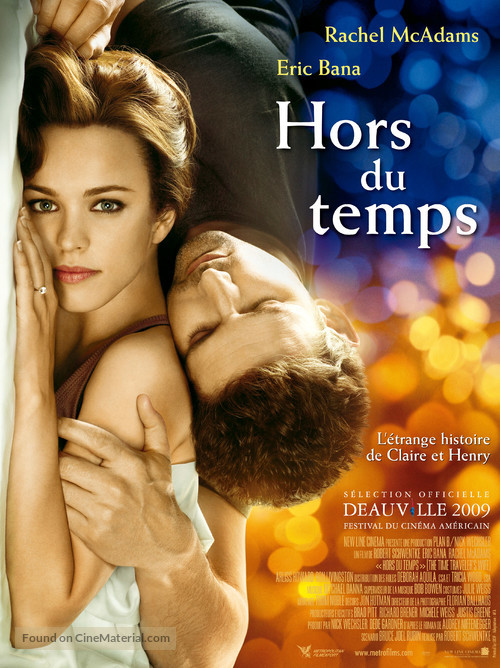 The Time Traveler's Wife - French Movie Poster