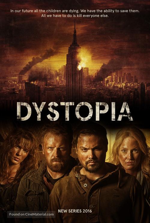 """Dystopia"" - British Movie Poster"
