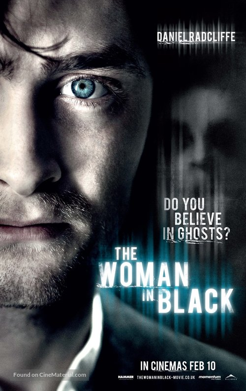The Woman in Black - British Movie Poster