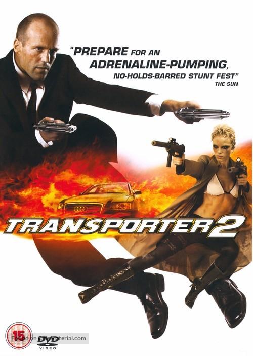 Transporter - Cover Whiz |Transporter 2 Dvd Cover