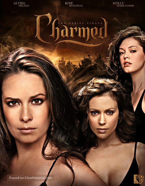"""""""Charmed"""" - DVD movie cover"""