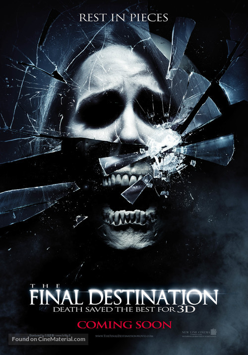The Final Destination - Finnish Movie Poster