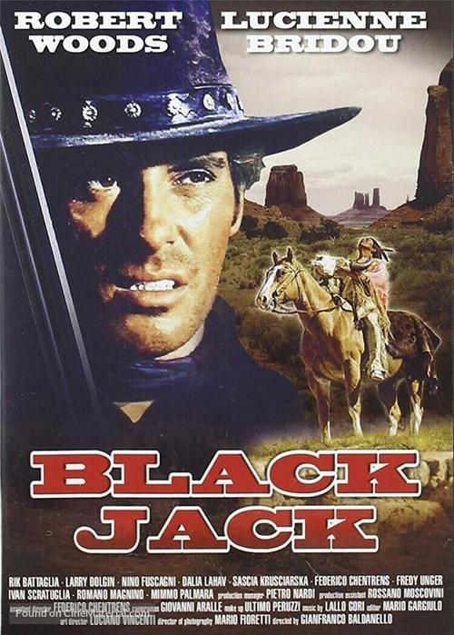 Black Jack - Spanish DVD movie cover