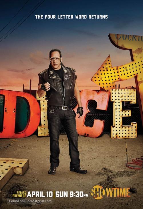 """""""Dice"""" - Movie Poster"""