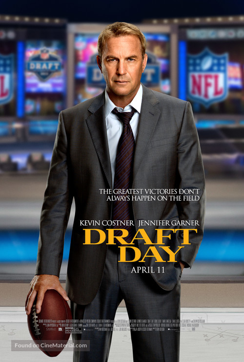 Draft Day - Movie Poster