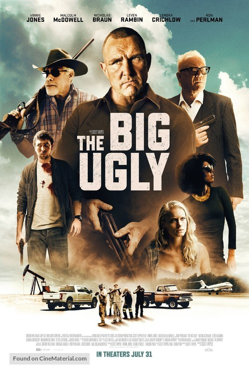 The Big Ugly - Movie Poster
