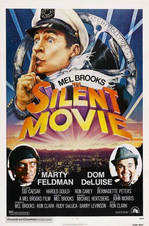 Silent Movie - Movie Poster