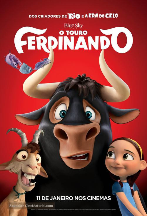 Story Ferdinand Brazilian Movie Poster Coco Official Website Disney Movies