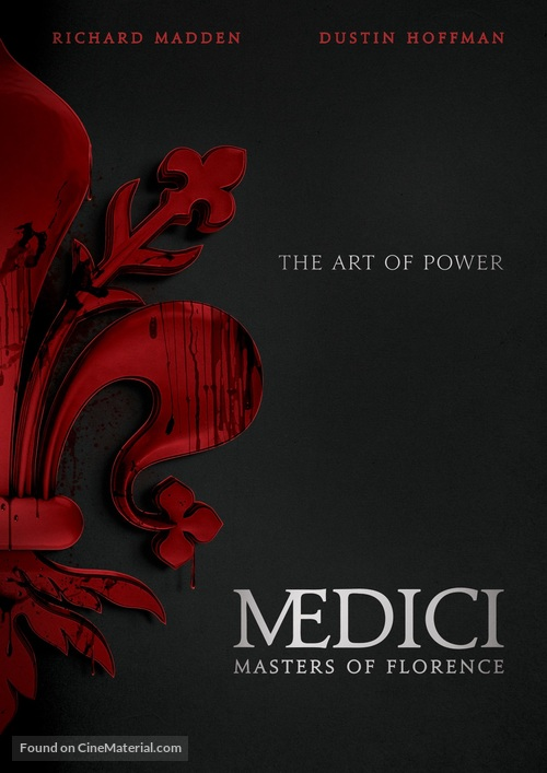 """""""Medici: Masters of Florence"""" - Movie Poster"""