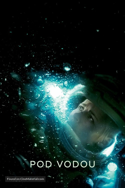 Underwater - Czech Movie Cover