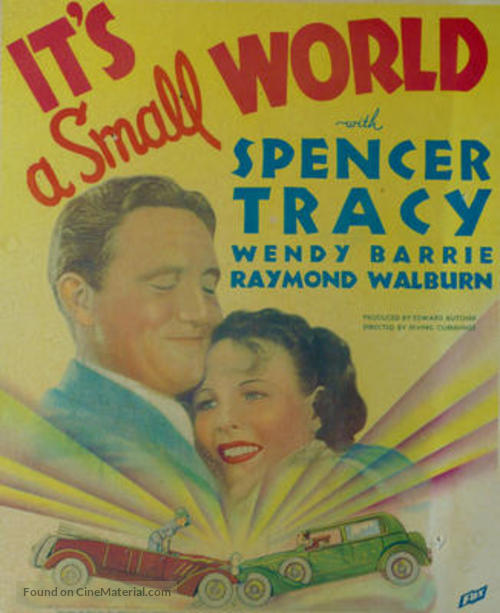 It's a Small World - Movie Poster