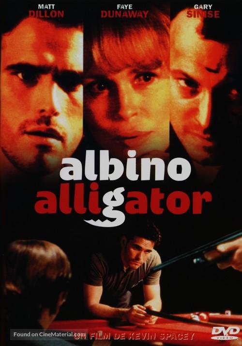 Albino Alligator - French DVD movie cover