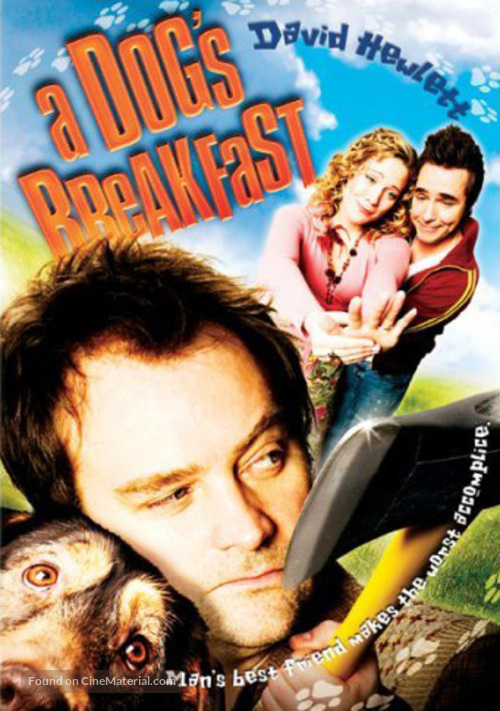 A Dog's Breakfast - DVD movie cover