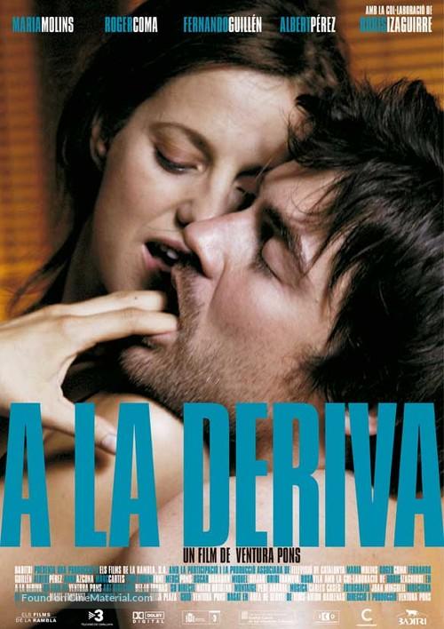 A la deriva - Spanish Movie Poster