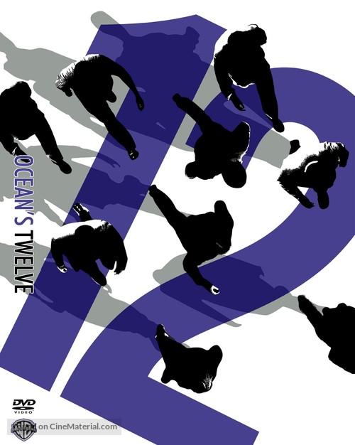 Ocean's Twelve - DVD movie cover