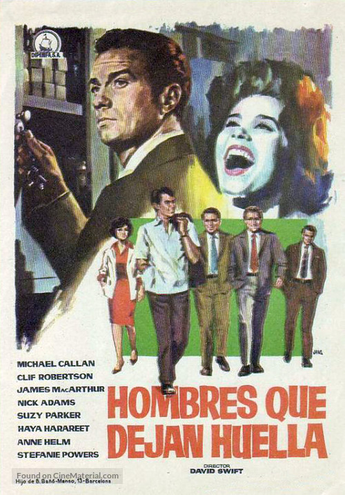 The Interns - Spanish Movie Poster