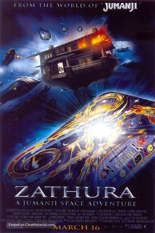 Zathura: A Space Adventure - Thai Movie Poster