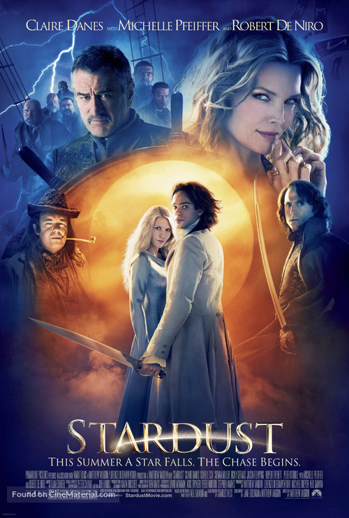 Stardust - Movie Poster